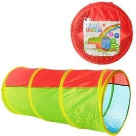 Тоннель  для детей от детской палатки 100 см M 2505 АКЦИЯ НА ВТОРОЙ!