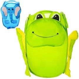 Корзина для игрушек Слоник или Лягушка M 2506