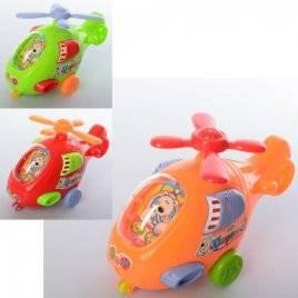 Вертолет заводной 2515