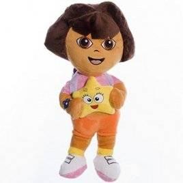 Кукла мягкая Даша Путешественница 25390