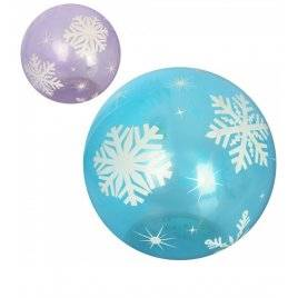Мяч детский Снежинка 9 дюймов MS 2618