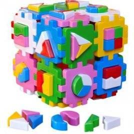 """Куб """"Розумный малюк"""" суперлогика  2650 Технок, Украина"""