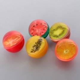 Мячик прыгун фрукты MS 2719-2