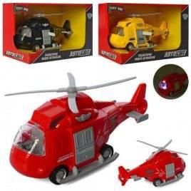 Вертолет инерционный со звуком и светом AS-2803 АвтоМир