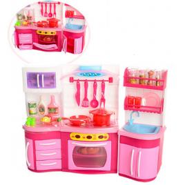 Мебель для кукол Кухня набор мебели Медовая 2801