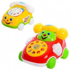 Заводная игрушка Телефон 28028-98