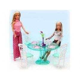 Мебель для кукол Столовая 2811 Gloria