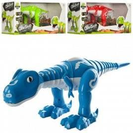 Динозавр со звуковыми и световыми эффектами ходит 28301