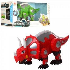 Динозавр музыкальный со светом ходит 28305