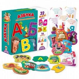 Магниты Азбука для самых маленьких VT2911-06 Vladi Toys