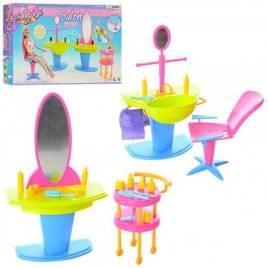 Мебель для кукол Салон красоты 2919 Gloria