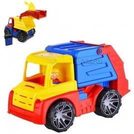 Машина для мальчиков М4  Мусоровоз 300 Орион