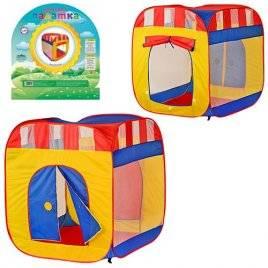 Палатка детская  игровая 3001 Куб