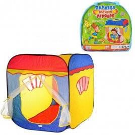 Палатка детская игровая 3003 Куб