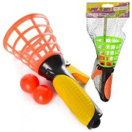 Игра ловушка - стреляет шариками 3019