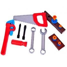 Набор инструментов Юный плотник 17 предметов 32-001 KinderWay