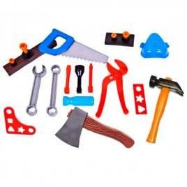 Набор инструментов Юный плотник 23 предмета 32-002 KinderWay