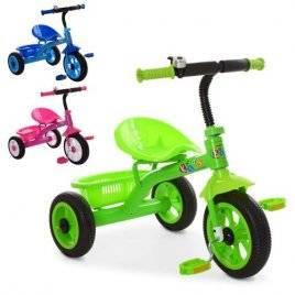 Велосипед 3 колеса с корзиной 3252-B