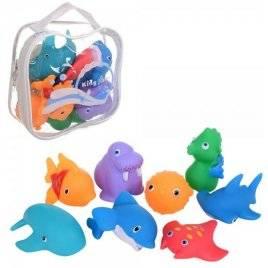 Брызгалки для купания Милашки 8 штук в сумке 328133