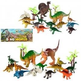 Набор динозавров 14 штук 330-83A