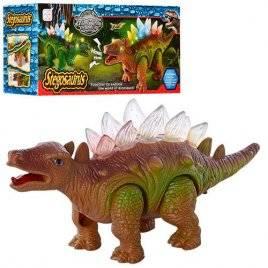 Динозавр музыкальный Стегозавр 3306