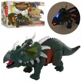 Динозавр со световыми и звуковыми эффектами 3329