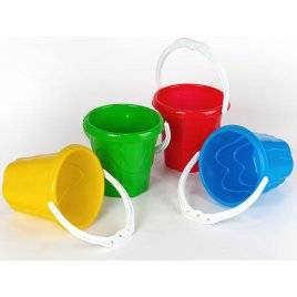 Ведро Волна ИП.20.006 Toys Plast