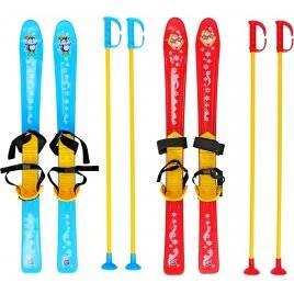Лыжи с палками детские 3350 Технок
