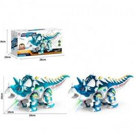 Динозавр со звуком и светом ходит несёт яйца 3352
