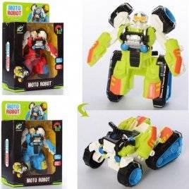 Трансформер робот + квадроцикл 339-90