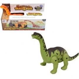 Динозавр музыкальный со светом ходит ТТ351