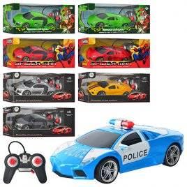 Машина на радиоуправлении 1:18 Полиция или гонка ZY 3700-1-2-3-13