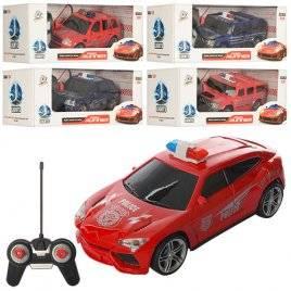 Машина на радиоуправлении Полиция 3700-31G-32G-33G