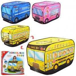 Палатка игровая детская автобус M 3716