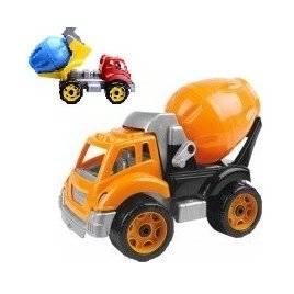 Машина для мальчиков пластиковая Автомиксер 3718 Технок