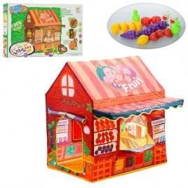 Палатка домик Магазин фруктов или овощей 3771