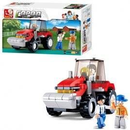 Конструктор машина Трактор M38-B0556 SLUBAN