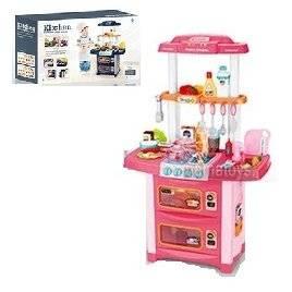 Кухня детская со световыми и звуковыми эффектами WD-R38/WD-P38