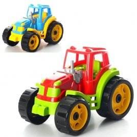 Трактор  детский игрушечный 3800 Технок