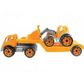 Машина Автовоз с трактором 3916 Технок