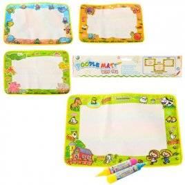 Акваковрик для рисования водой детский LT3942-43-44-45-1