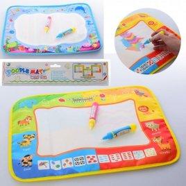 Акваковрик для рисования водой+2 маркера LT3981-1-82-1