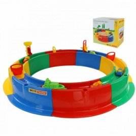 Песочница  Кольцо с набором игрушек 40923