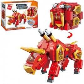 Конструктор куб + бык 177 деталей 41207 Qman