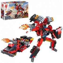 Конструктор робот/машина 333 детали 41302 Qman