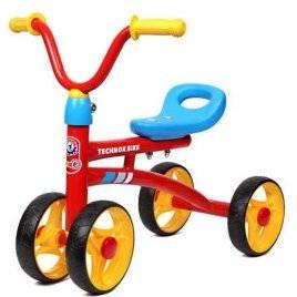 Минибайк велобег металлический 4 колеса 4326 Технок