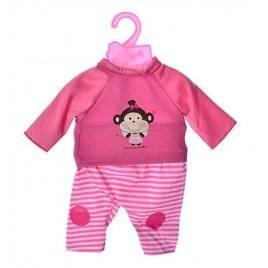 Одежда для кукол  Кофта и штаны розовые DBJ-434A-B-J001