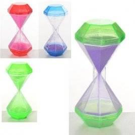 Песочные часы пластиковые 4387