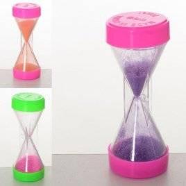Песочные часы пластиковые 4388