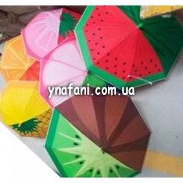 Уценка! Зонтик детский Арбуз MK 4455